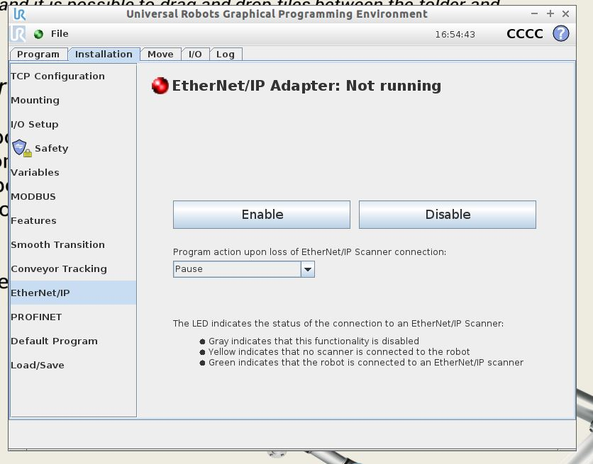 Trigger Digital I/O of URsim with TCP/IP Socket – Roboy Labs